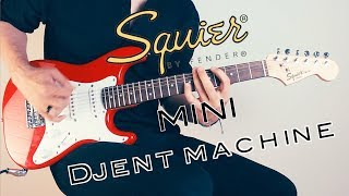 Fender Squier Mini Strat || IT DJENTS!!! || Tone Test