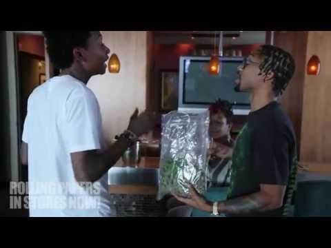 Wiz khalifa - let it go ft. Akon (UNOFFICAL MUSIC VIDEO)