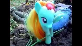 """Сериал """"Пони в поисках амулета Ночи"""" Serial about pony 5 серия 1 сезон MLP:FIM"""