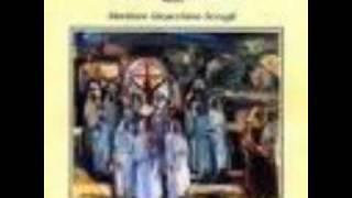 Gambar cover Coro Barbagia Nuoro - A su Redentore (Babbu Nostru)