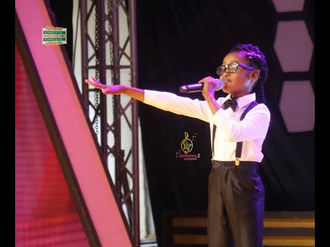 "Nsoromma week 12: Reneil Aboagye kills the show with Kidi's ""Thunder"" song"