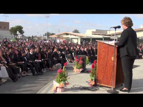 2014 JANE ADDAMS MIDDLE SCHOOL GRADUATION