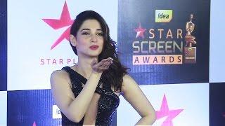 Gorgeous Tamannaah At Star Screen Awards 2016