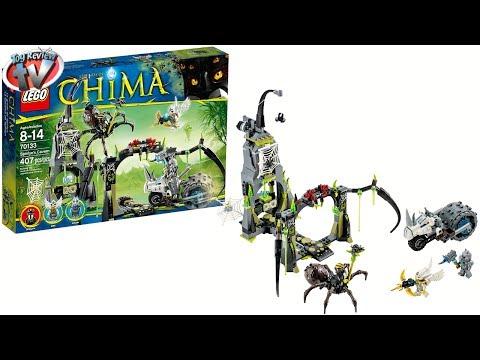 LEGO Chima 2014 Spinlyn