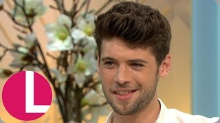Emmerdale's Joe Tate Loves Staying in Shape for TV | Lorraine