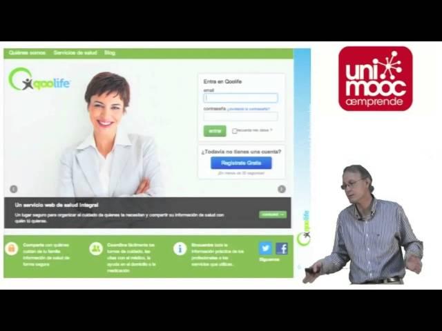 Lección 2: Aplicaciones web para la mejora del sector sanitario: Qoolife