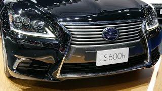 Lexus LS600h 2017 2018 Interior & Exterior