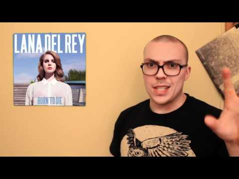 Lana Del Rey- Born to Die ALBUM REVIEW