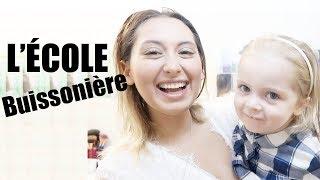 ON FAIT L'ÉCOLE BUISSONNIÈRE MÈRE ET FILLE  - FAMILY VLOG