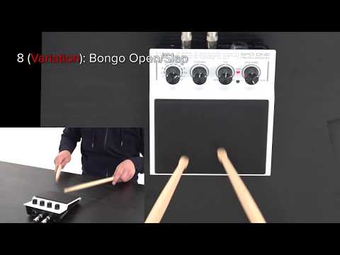 """""""Introducing the Sounds (SPD::ONE PERCUSSION)"""" Roland SPD::ONE #05"""