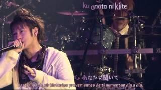 HIGH and MIGHTY COLOR  - Tegami 「Live」  [Sub. espa?ol]