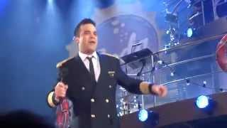 Robbie Williams - Soda Pop (FRONT ROW) - 23-Sept-14 Brisbane HD
