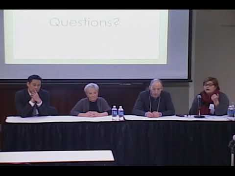 Panel for Questions and Conclusions