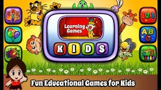 Kids Educational Learning Game   Best Preschool Game On Android