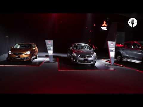 Así fue el relanzamiento de Mitsubishi Motors