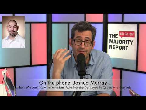 How The US Auto Industry Destroyed Its Capacity To Compete W/ Joshua Murray - MR Live - 8/29/19