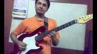 bhooshan playing teesri manzil
