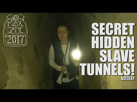 Paracas, Peru | Crazy Hidden Slave Tunnels! | South America Travel Vlog E41
