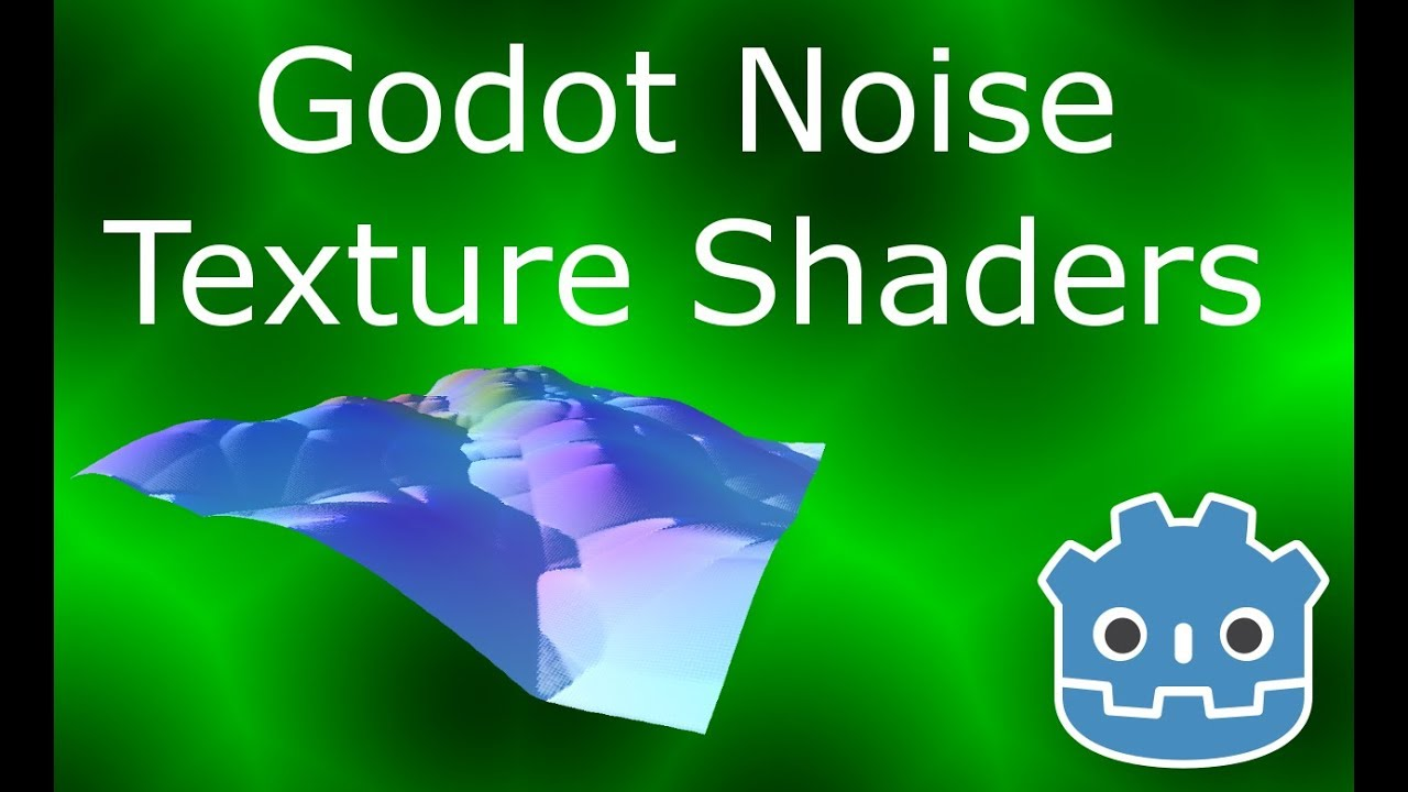 Godot worley noise texture tutorial