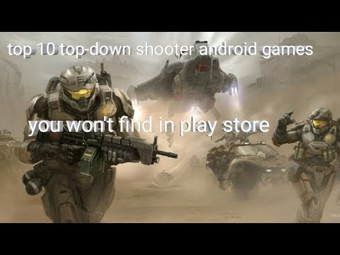Top 10 Top-down Shooter Android Games You Won't Find In Play Store