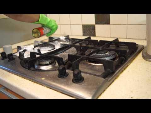 Чистка духовки и газовой плиты ЭХ ЁЖики