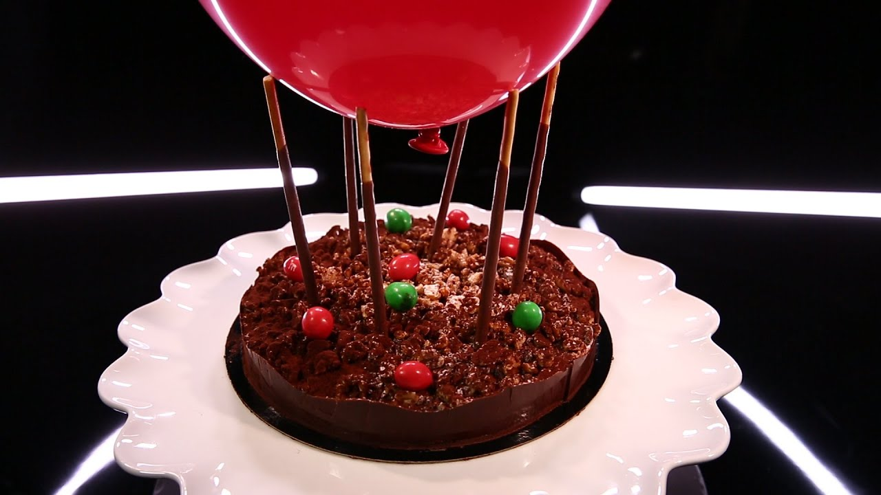 Video gateau michalak