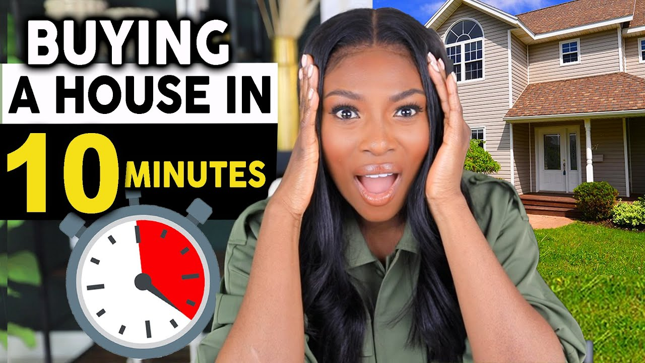 I BOUGHT A HOUSE IN 10 MINUTES! SHOWING YOU ALL THE NUMBERS AND HOW BUYING AT AUCTION WORKS!
