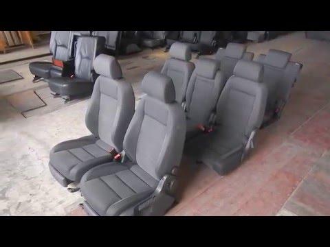 VWTRN-10 - Volkswagen Touran - 7-местный салон