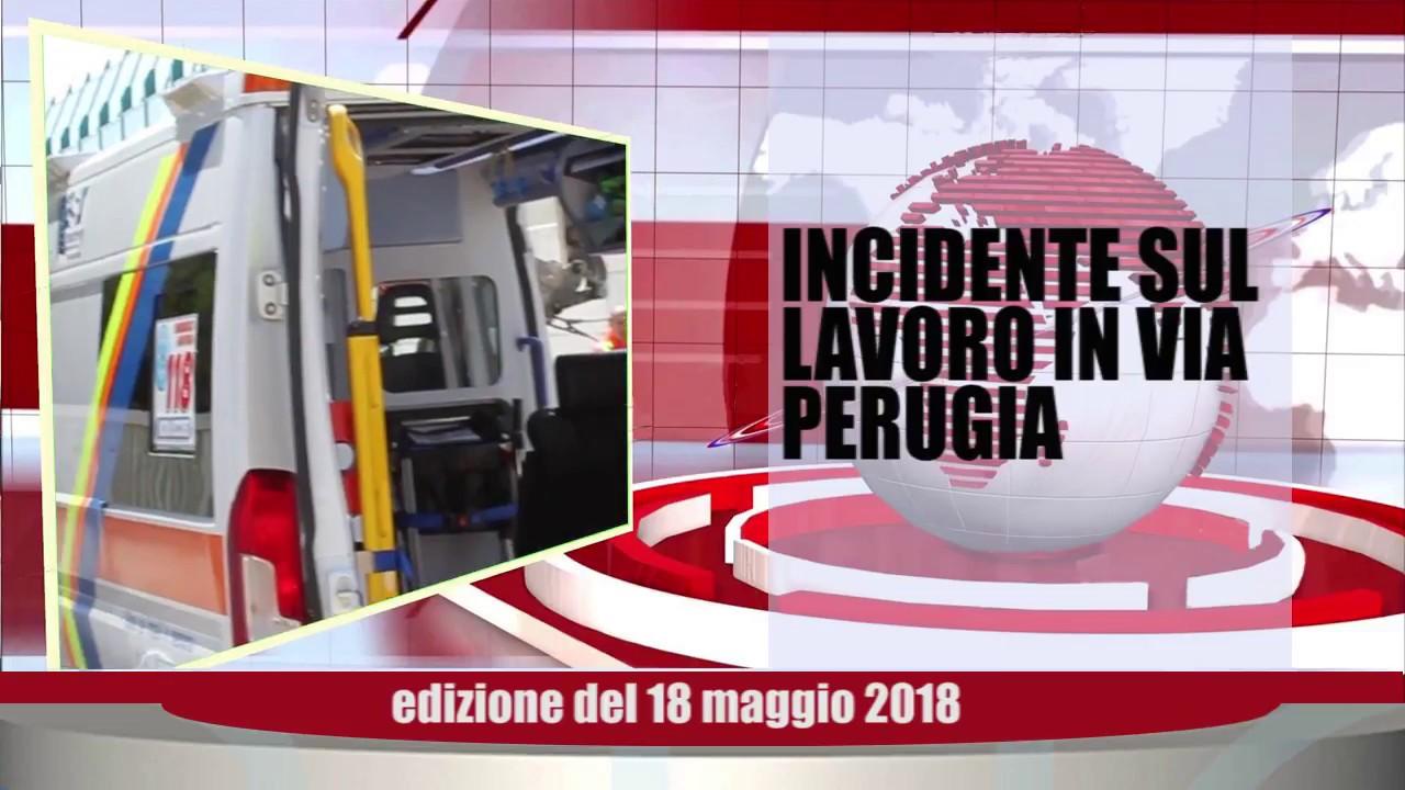 Velluto Notizie Web Tv Senigallia Ed  18 05 2018