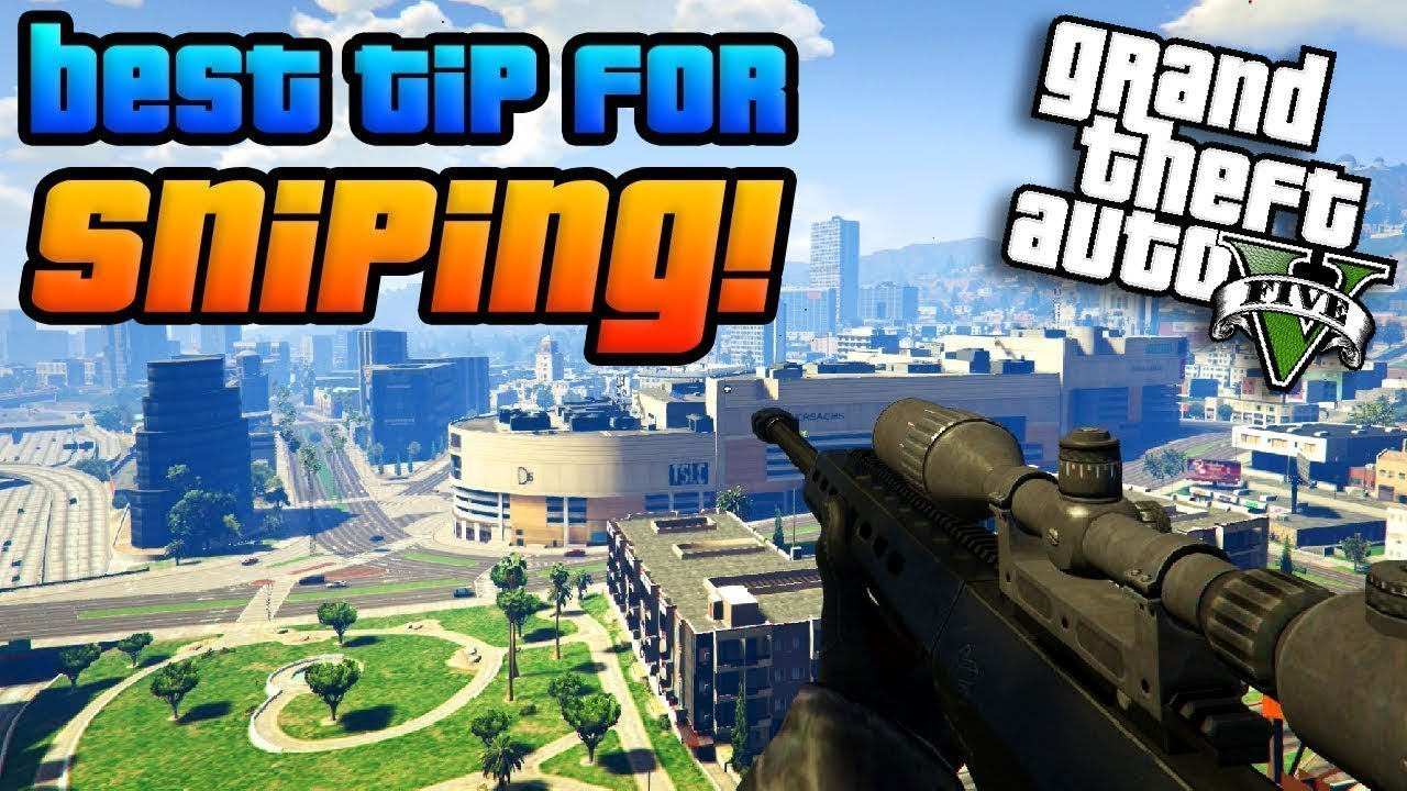 Improve Shooting in Gta v Online (GTA 5 Funny Moments)