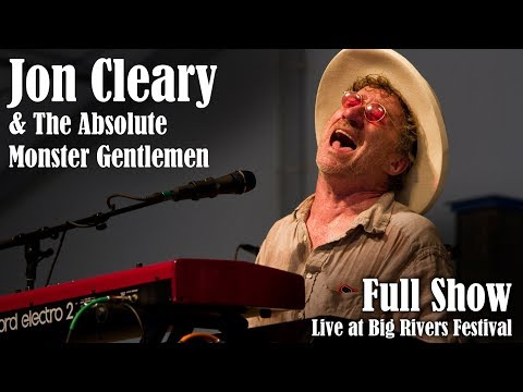 Jon Cleary & The Absolute Monster Gentlemen - Full Show - Live at Big Rivers Festival Dordrecht 2017