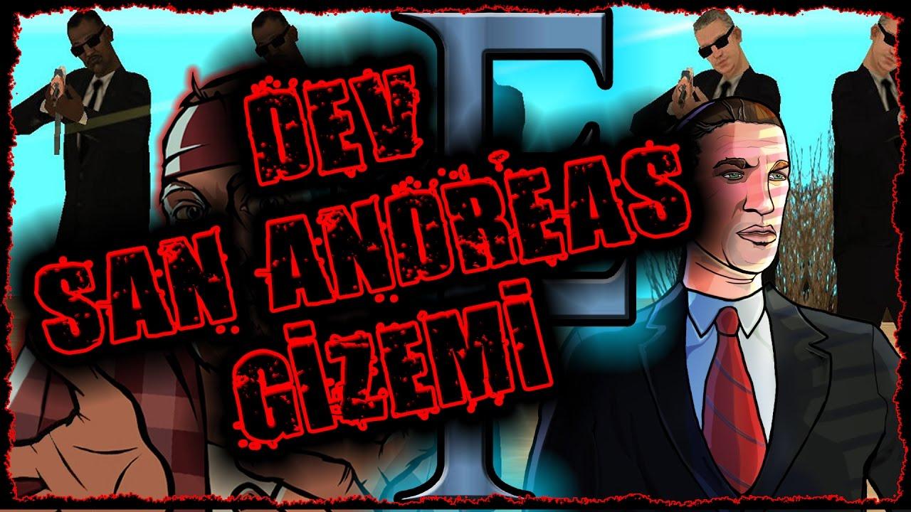 DEV GTA GİZEMİ - GTA San Andreas Gizemleri