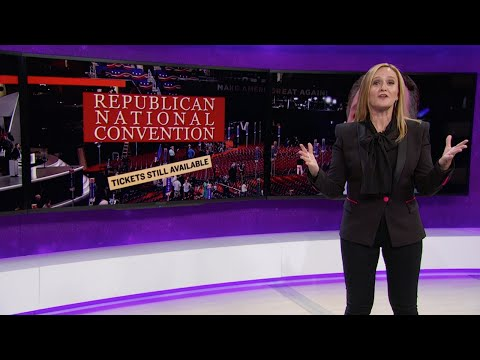 The Not- Ready-For-Primetime Party | Full Frontal with Samantha Bee | TBS