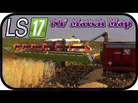 LS17 NF Match Map - Wir haben unsere erste...