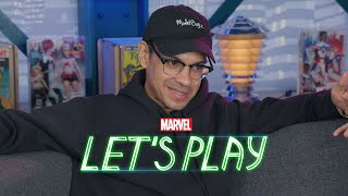 Writer and Comedian Yassir Lester Plays Spider-Man for PS4 | Marvel Let's Play