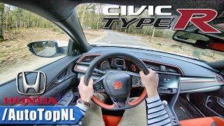 2018 Honda Civic Type R Fk8 Pov Test Drive By Autotopnl