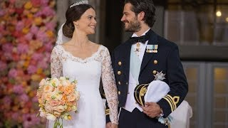 The 20 Best Photos From the Swedish Royal Wedding