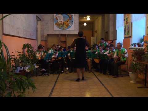 75279 оркестр русских народных инструментов село Красное Липецкая область Полянка