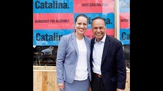 Congressman Luis Gutierrez Endorses Catalina Cruz