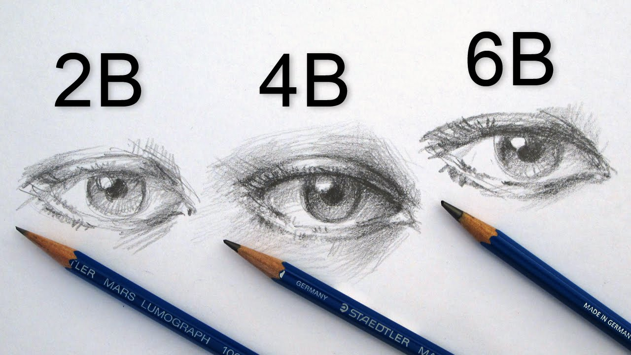 Best pencils for drawing steadtler graphite pencils youtube