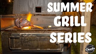 The Summer Grill Series!   Chuds bbq