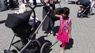 Struggles of Pushchair | Jalsa Germany 2019