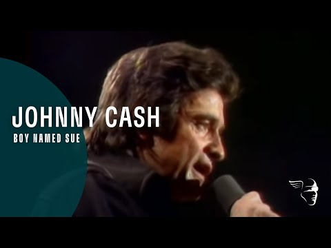 "Johnny Cash - Boy Named Sue (From ""A Concert Behind Prison Walls"" DVD)"