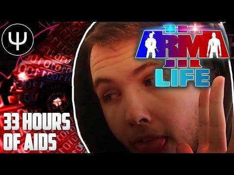 ARMA 3: Life Mod — 33 Hours of AIDS!