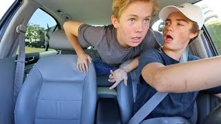 5 TYPES OF PEOPLE IN THE CAR!!!