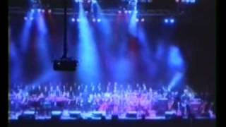 Queen, Flash Harry, Radio Ga Ga with the Ulster Orchestra and Magee College Choir