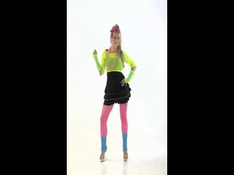 80's Pop Tart Adult Costume - Karnival Costumes TV