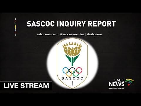 SASCOC Inquiry report release, 07 December 2018