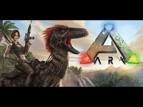 Live Ark: Survival Evolved with Aaron and Emre (April 6th 2016)