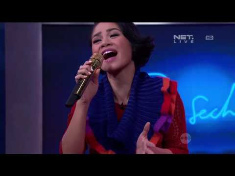 Andien - Let It Be My Way ( Live at Sarah Sechan )